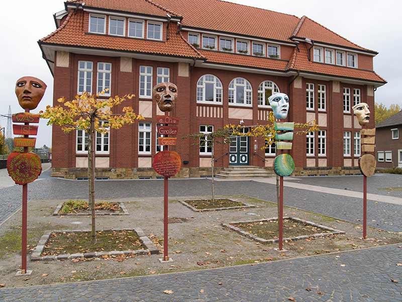 Das alte Bramscher Rathaus